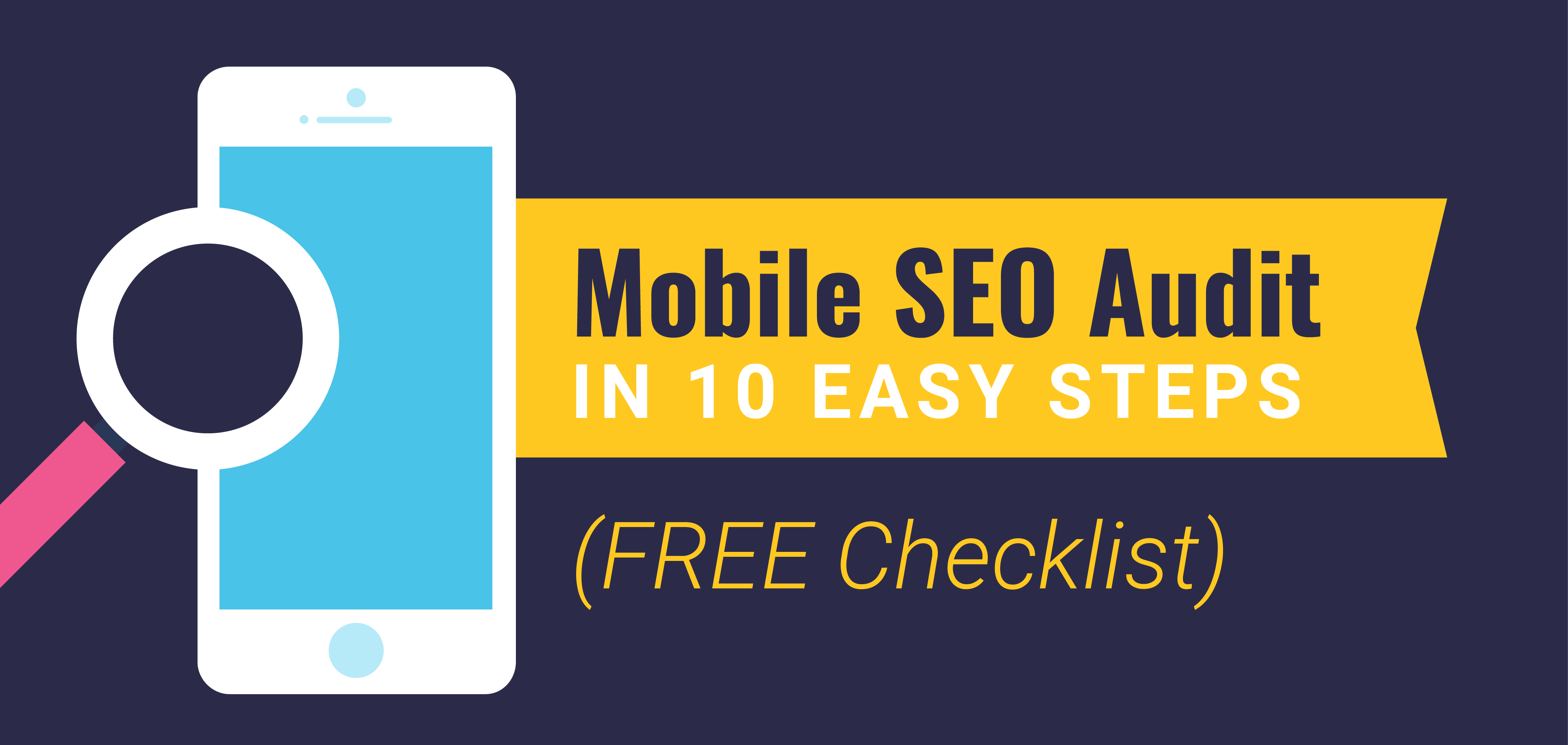 Mobile SEO Audit Banner