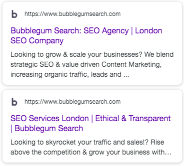 optimise titles and descriptions for mobile seo